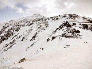 Porteilla du Sisca · Pyrénées, Pyrénées ariégeoises, Vallée de Mérens, FR · GPS 42°36'16.48'' N 1°45'17.90'' E · Altitude 2420m