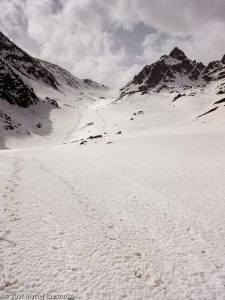 Porteilla du Sisca · Pyrénées, Pyrénées ariégeoises, Vallée de Mérens, FR · GPS 42°36'30.60'' N 1°45'57.99'' E · Altitude 2215m