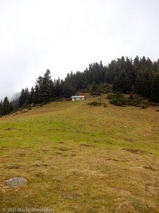 Col de Joux · Pyrénées, Pyrénées ariégeoises, Vallée de Mérens, FR · GPS 42°40'45.76'' N 1°51'44.55'' E · Altitude 1704m