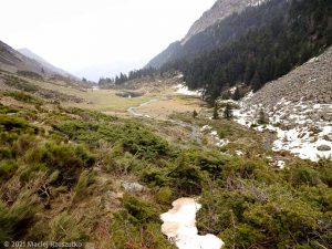 Étang de Comte · Pyrénées, Pyrénées ariégeoises, Vallée de Mérens, FR · GPS 42°38'13.43'' N 1°47'42.26'' E · Altitude 1691m