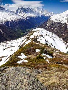 Aiguillette des Posettes · Alpes, Massif du Mont-Blanc, Vallée de Chamonix, FR · GPS 46°1'3.73'' N 6°56'23.21'' E · Altitude 2200m