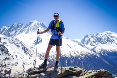 Session privée du trail-running · Alpes, Massif du Mont-Blanc, Vallée de Chamonix, FR · GPS 46°1'3.72'' N 6°56'23.18'' E · Altitude 2197m