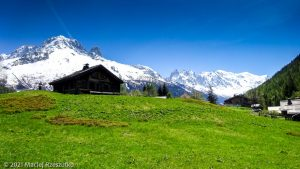 Session privée du trail-running · Alpes, Massif du Mont-Blanc, Vallée de Chamonix, FR · GPS 45°59'45.10'' N 6°55'43.39'' E · Altitude 1424m