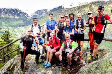 Stage Trail Découverte · Alpes, Massif du Mont-Blanc, Vallée de Chamonix, FR · GPS 46°2'22.11'' N 6°56'46.01'' E · Altitude 1667m