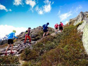Stage Trail Découverte · Alpes, Massif du Mont-Blanc, Vallée de Chamonix, FR · GPS 46°1'7.68'' N 6°56'30.15'' E · Altitude 2162m
