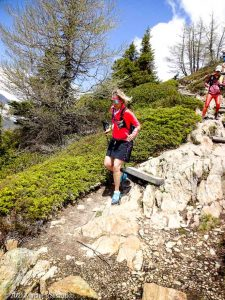 Stage Trail Découverte · Alpes, Massif du Mont-Blanc, Vallée de Chamonix, FR · GPS 46°0'24.29'' N 6°55'51.88'' E · Altitude 1912m