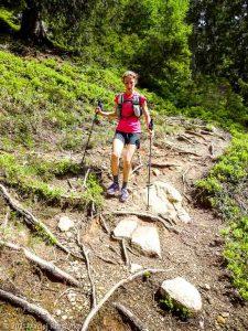 Session privée du trail-running · Alpes, Massif du Mont-Blanc, Vallée de Chamonix, FR · GPS 45°59'1.96'' N 6°55'1.62'' E · Altitude 1644m