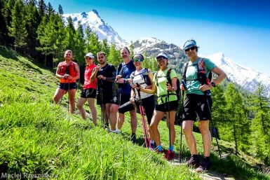 Stage Trail Initiation · Alpes, Massif du Mont-Blanc, Vallée de Chamonix, FR · GPS 45°55'7.52'' N 6°53'20.89'' E · Altitude 1660m