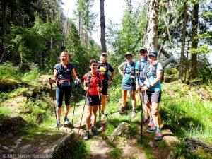 Stage Trail Initiation · Alpes, Massif du Mont-Blanc, Vallée de Chamonix, FR · GPS 45°54'53.31'' N 6°52'57.68'' E · Altitude 1567m