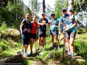 Stage Trail Initiation · Alpes, Massif du Mont-Blanc, Vallée de Chamonix, FR · GPS 45°54'53.36'' N 6°52'57.76'' E · Altitude 1567m