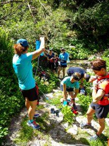 Stage Trail Initiation · Alpes, Massif du Mont-Blanc, Vallée de Chamonix, FR · GPS 45°54'55.72'' N 6°53'10.98'' E · Altitude 1575m