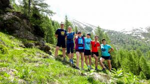 Stage Trail Initiation · Alpes, Massif du Mont-Blanc, Vallée de Chamonix, FR · GPS 45°54'57.03'' N 6°53'37.08'' E · Altitude 1883m