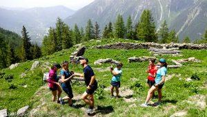Stage Trail Initiation · Alpes, Massif du Mont-Blanc, Vallée de Chamonix, FR · GPS 45°54'57.06'' N 6°53'37.10'' E · Altitude 1883m