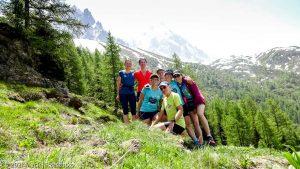 Stage Trail Initiation · Alpes, Massif du Mont-Blanc, Vallée de Chamonix, FR · GPS 45°54'57.26'' N 6°53'37.21'' E · Altitude 1883m