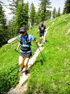 Stage Trail Initiation · Alpes, Massif du Mont-Blanc, Vallée de Chamonix, FR · GPS 45°55'5.97'' N 6°53'18.37'' E · Altitude 1642m