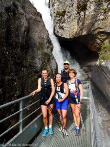 WE Choc Modéré · Alpes, Massif du Mont-Blanc, Vallée de Chamonix, FR · GPS 46°1'12.60'' N 6°54'43.61'' E · Altitude 1414m