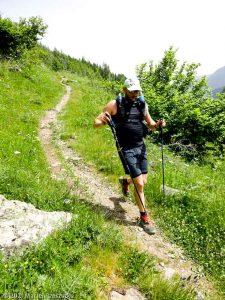 WE Choc Modéré · Alpes, Massif du Mont-Blanc, Vallée de Chamonix, FR · GPS 46°2'26.90'' N 6°55'50.34'' E · Altitude 1405m