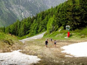 WE Choc Modéré · Alpes, Massif du Mont-Blanc, Vallée de Chamonix, FR · GPS 46°1'49.98'' N 6°56'57.23'' E · Altitude 1893m