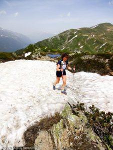 WE Choc Modéré · Alpes, Massif du Mont-Blanc, Vallée de Chamonix, FR · GPS 46°1'17.10'' N 6°56'39.27'' E · Altitude 2117m
