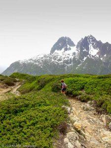 WE Choc Modéré · Alpes, Massif du Mont-Blanc, Vallée de Chamonix, FR · GPS 46°0'44.69'' N 6°56'11.09'' E · Altitude 2067m