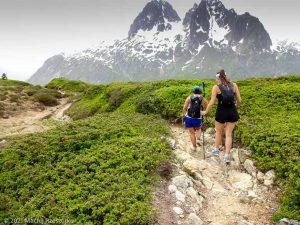 WE Choc Modéré · Alpes, Massif du Mont-Blanc, Vallée de Chamonix, FR · GPS 46°0'44.52'' N 6°56'10.78'' E · Altitude 2067m