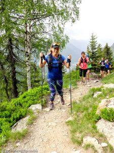 Stage Trail Initiation · Alpes, Massif du Mont-Blanc, Vallée de Chamonix, FR · GPS 46°0'19.62'' N 6°55'52.24'' E · Altitude 1819m
