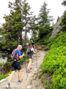 Stage Trail Initiation · Alpes, Massif du Mont-Blanc, Vallée de Chamonix, FR · GPS 46°0'20.25'' N 6°55'50.49'' E · Altitude 1827m