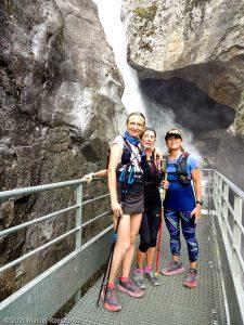 Stage Trail Initiation · Alpes, Massif du Mont-Blanc, Vallée de Chamonix, FR · GPS 46°1'12.67'' N 6°54'43.60'' E · Altitude 1500m