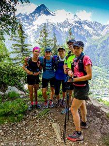 Stage Trail Initiation · Alpes, Aiguilles Rouges, Vallée de Chamonix, FR · GPS 45°54'36.39'' N 6°48'39.17'' E · Altitude 1711m