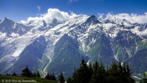 Stage Trail Initiation · Alpes, Aiguilles Rouges, Vallée de Chamonix, FR · GPS 45°54'48.16'' N 6°48'29.96'' E · Altitude 1890m