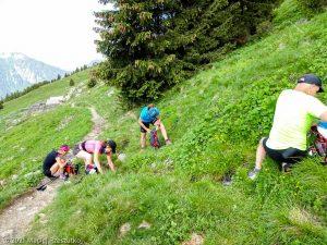 Stage Trail Initiation · Alpes, Aiguilles Rouges, Vallée de Chamonix, FR · GPS 45°54'50.91'' N 6°48'44.29'' E · Altitude 1919m