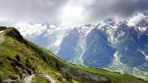 Stage Trail Initiation · Alpes, Aiguilles Rouges, Vallée de Chamonix, FR · GPS 45°55'16.95'' N 6°48'19.49'' E · Altitude 2283m