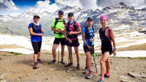Stage Trail Initiation · Alpes, Aiguilles Rouges, Vallée de Chamonix, FR · GPS 45°55'16.85'' N 6°48'19.44'' E · Altitude 2283m