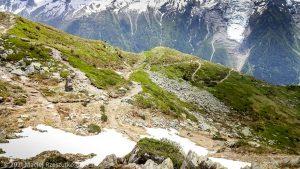 Stage Trail Initiation · Alpes, Aiguilles Rouges, Vallée de Chamonix, FR · GPS 45°55'23.95'' N 6°49'42.59'' E · Altitude 2201m