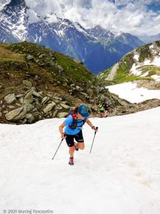 Stage Trail Initiation · Alpes, Aiguilles Rouges, Vallée de Chamonix, FR · GPS 45°55'30.20'' N 6°49'46.55'' E · Altitude 2265m