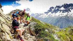 Stage Trail Initiation · Alpes, Aiguilles Rouges, Vallée de Chamonix, FR · GPS 45°55'30.17'' N 6°49'51.65'' E · Altitude 2273m