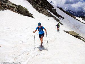 Stage Trail Initiation · Alpes, Aiguilles Rouges, Vallée de Chamonix, FR · GPS 45°55'45.40'' N 6°50'4.37'' E · Altitude 2286m