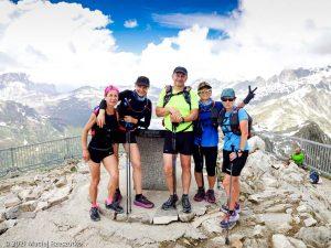 Stage Trail Initiation · Alpes, Aiguilles Rouges, Vallée de Chamonix, FR · GPS 45°56'1.91'' N 6°50'16.32'' E · Altitude 2528m