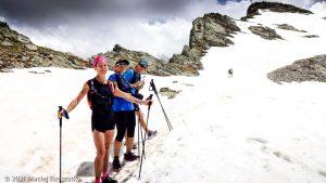 Stage Trail Initiation · Alpes, Aiguilles Rouges, Vallée de Chamonix, FR · GPS 45°56'8.97'' N 6°50'14.95'' E · Altitude 2466m