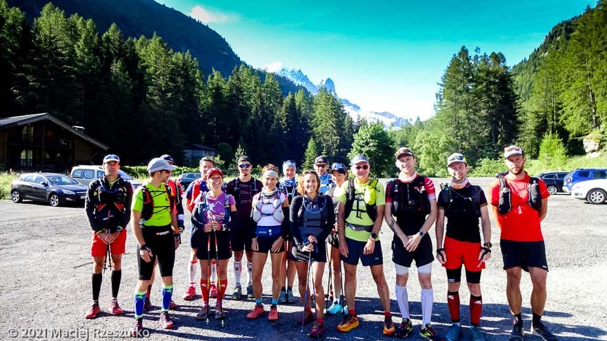 WE Choc Soutenu · Alpes, Massif du Mont-Blanc, Vallée de Chamonix, FR · GPS 46°1'6.95'' N 6°55'11.80'' E · Altitude -m