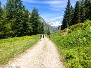 WE Choc Soutenu · Alpes, Massif du Mont-Blanc, Vallée de Chamonix, FR · GPS 46°2'3.80'' N 6°56'46.60'' E · Altitude 1832m