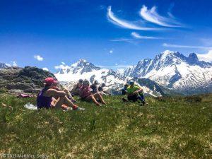 WE Choc Soutenu · Alpes, Massif du Mont-Blanc, Vallée de Chamonix, FR · GPS 46°1'5.11'' N 6°56'25.20'' E · Altitude 2201m