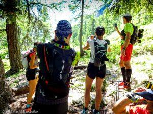 WE Choc Soutenu · Alpes, Massif du Mont-Blanc, Vallée de Chamonix, FR · GPS 45°59'15.22'' N 6°55'3.89'' E · Altitude 1713m