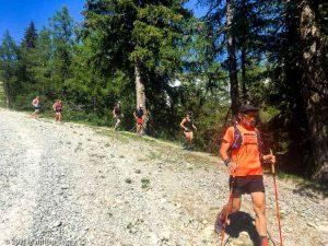 WE Choc Soutenu · Alpes, Massif du Mont-Blanc, Vallée de Chamonix, FR · GPS 45°57'26.75'' N 6°53'1.93'' E · Altitude 1742m