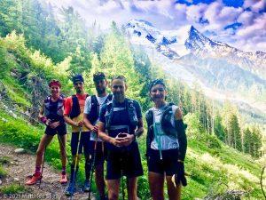 WE Choc Soutenu · Alpes, Massif du Mont-Blanc, Vallée de Chamonix, FR · GPS 45°54'15.75'' N 6°52'25.55'' E · Altitude 1768m
