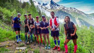 WE Choc Soutenu · Alpes, Massif du Mont-Blanc, Vallée de Chamonix, FR · GPS 45°54'13.05'' N 6°52'23.93'' E · Altitude 1741m