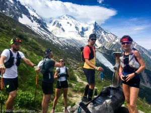 WE Choc Soutenu · Alpes, Massif du Mont-Blanc, Vallée de Chamonix, FR · GPS 45°54'19.69'' N 6°52'57.42'' E · Altitude 2233m