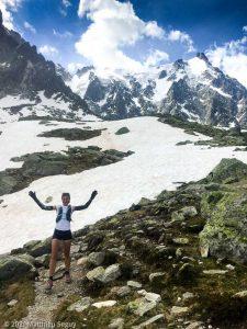 WE Choc Soutenu · Alpes, Massif du Mont-Blanc, Vallée de Chamonix, FR · GPS 45°54'5.96'' N 6°53'28.80'' E · Altitude 2299m