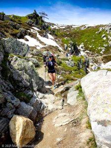 WE Choc Soutenu · Alpes, Massif du Mont-Blanc, Vallée de Chamonix, FR · GPS 45°54'19.16'' N 6°53'12.52'' E · Altitude 2157m