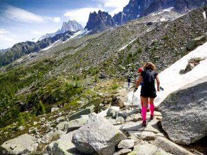WE Choc Soutenu · Alpes, Massif du Mont-Blanc, Vallée de Chamonix, FR · GPS 45°54'21.25'' N 6°53'17.98'' E · Altitude 2146m